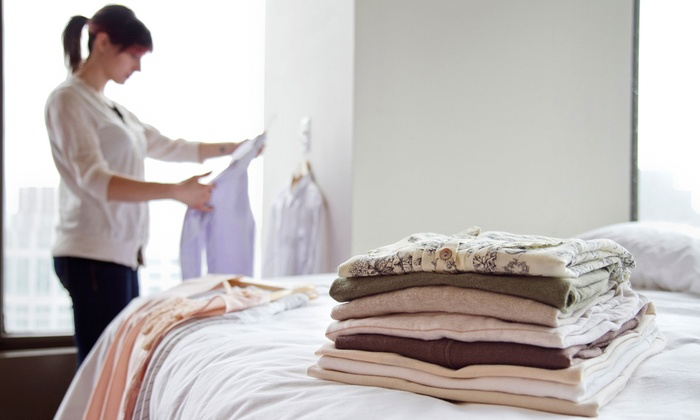 ACE Laundry & Linens - Fort Lauderdale: Dry Cleaning and Laundry with Pickup and Delivery from ACE Laundry & Linens (Up to 53% Off). Two Options Available.