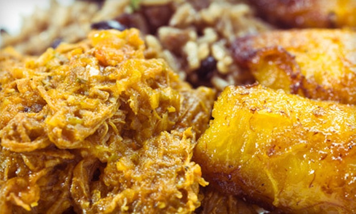 El Nuevo Frutilandia - Mission: $25 Worth of Caribbean Food
