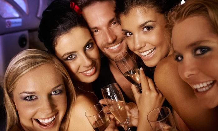 Club Tour Miami - Miami: Platinum or Diamond Nightclub Crawl for One, Two, or Four from Club Tour Miami (Up to 55% Off)