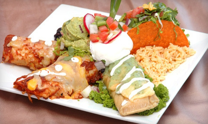 Santa Fe Tequila - Birchwood: Mexican Food for Two or Four at Santa Fe Tequila in Hicksville (Up to 65% Off). Four Options Available.