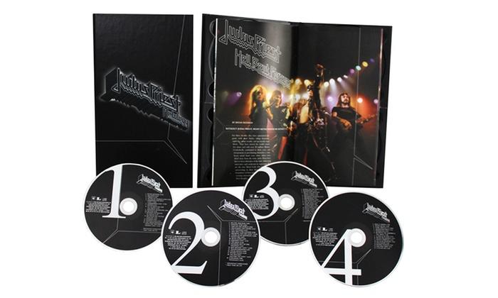 Judas Priest: Metalogy Box Set: Judas Priest: Metalogy Box Set