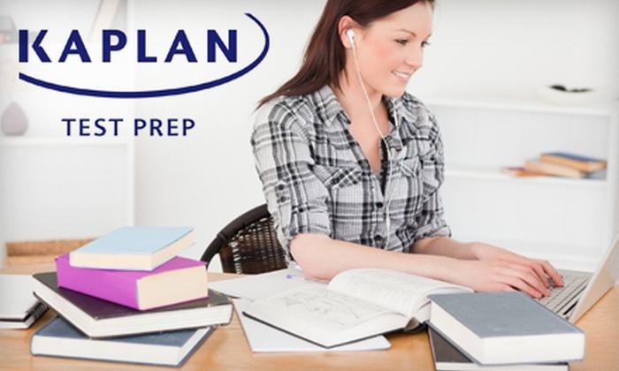 Kaplan Online Test Prep: $149 for a Kaplan On Demand Online SAT- or ACT-Preparation Course ($299 Value)