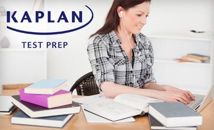 Kaplan On Demand Online SAT-Preparation Course (a $299 value) - Kaplan Online Test Prep in