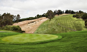 18 Holes Of Golf For Two Or Four With Cart Rental At Lake Chabot Golf Course (up To 48% Off)