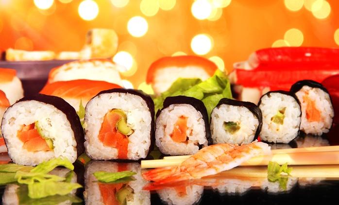 Wertgutschein über 30 oder 50 € anrechenbar auf alle Speisen à la carte für 2 oder 4 Personen bei Nishiki Sushi ab 15 €