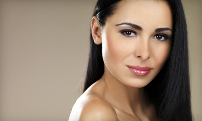 Sonterra Laser Med Spa - San Antonio: 1 or 3 Pellevé Skin-Tightening Treatments for Eye Area or Full Face at Sonterra Laser Med Spa (Up to 78% Off)