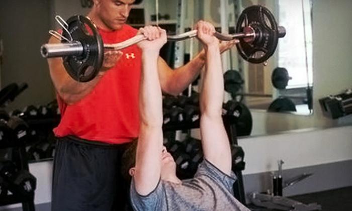 Easton Training Center - Denver: Fitness Membership at Easton Training Center (Up to 80% Off). Three Options Available.