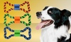 "Multipet Pretzel Dog Bone Toys: Multipet 7.5"" or 9"" Pretzel Dog Bone Toys (Up to 46% Off). Free Returns."