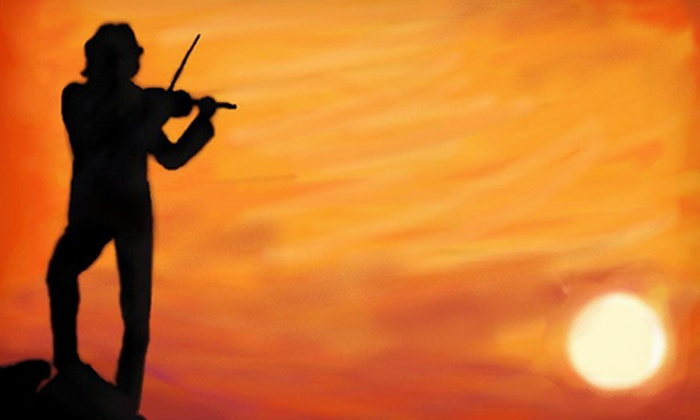 "Fiddler on the Roof - Newberry Opera House: $20 to See ""Fiddler on the Roof"" at Newberry Opera House on November 27 or 28 at 8 p.m. (Up to $44 Value)"