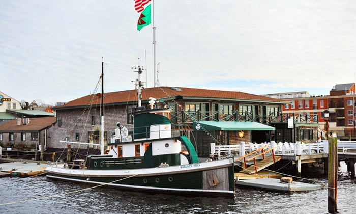 null - Providence: Stay at Bannister's Wharf Guestrooms in Newport, RI, with Dates into April