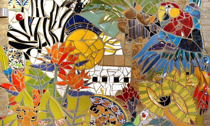 The Mosaic Shop - Jackson: Make-Your-Own Mosaic Projects for One, Two, or Four at The Mosaic Shop (50% Off)