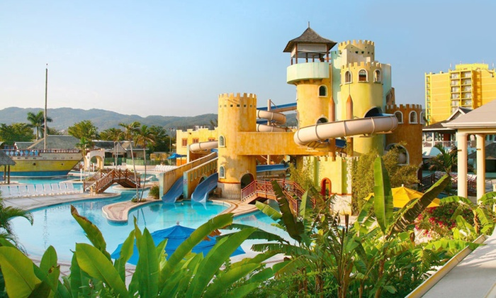 Sunset Beach Resort Spa In Montego Bay Jm Groupon