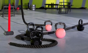 CrossFit Phenom: 5 or 10 Classes or One Month of Unlimited Classes at CrossFit Phenom (Up to 72% Off)
