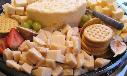 $12 for $20 Worth of Gourmet Cheeses, Dips, and Sandwiches at Daniel's Cheese and Deli