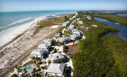 Two-Night Stay with Golf-Cart Rental and Beach Towel at Palm Island Resort in Cape Haze, FL