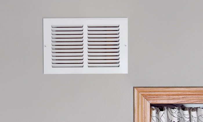 Five Star Ducts - Harrisburg / Lancaster: Air-Duct Cleaning for Up to Eight Vents with Optional Dryer-Vent Cleaning from Five Star Ducts (Up to 86% Off)