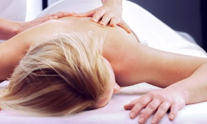Back to Health: 30- or 60-Minute Massage with Exam, Consultation, and Up to Three X-rays at Back to Health in Hilliard (Up to 89% Off)