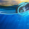 Pyle 4GB Waterproof MP3 Player and Headphones