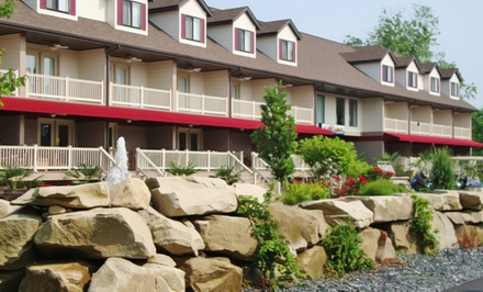 groupon daily deal - 1- or 2-Night Stay at Put-in-Bay Resort & Conference Center in Ohio. Combine Up to 10 Nights.