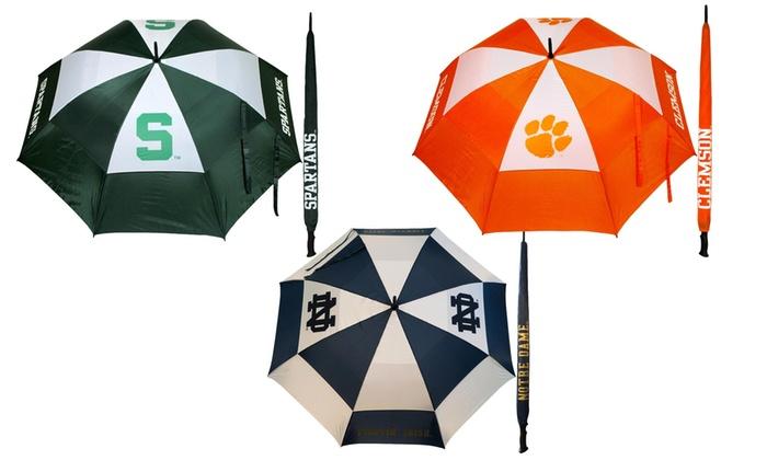 1726bb330e01 Up To 36% Off on Team Golf NCAA Golf Umbrella | Groupon Goods