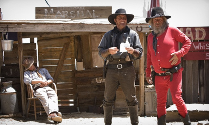 Tombstone Trolley Tours - Tombstone: Tombstone Town Trolley Tour or Gunfight Show, or Package of Both for Two from Tombstone Trolley Tours (Up to 63% Off)