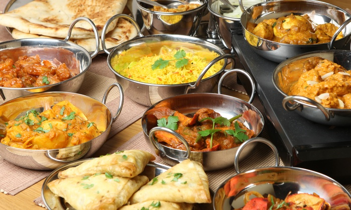 Tandoori Times Indian Bistro - Multiple Locations: Indian Cuisine for Lunch or Dinner at Tandoori Times Bistro (50% Off). Valid at all Tandoori Times Locations.