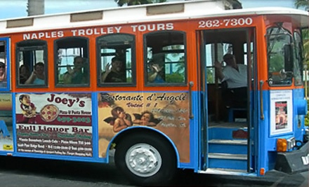 Naples Trolley Tours - Naples Trolley Tours in