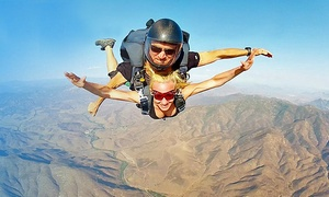 Skydive San Diego: 10,000-Foot Tandem Skydive for One or Two at Skydive San Diego (Up to  39% Off)