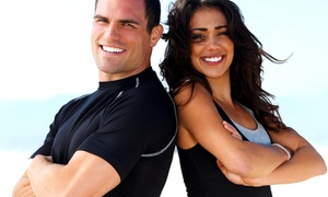 BAM Fitness - Hubert Ave: One or Three Months of Unlimited Fitness Sessions at BAM Fitness - Hubert Ave (Up to 64% Off)