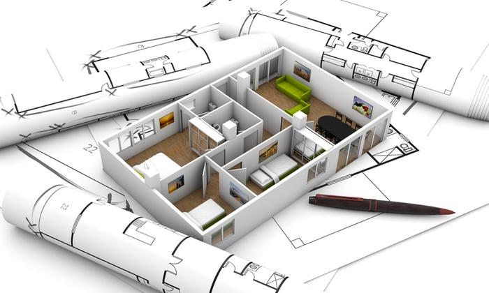 Corso online interior design 90 ermes srl groupon for Corso interior design cagliari
