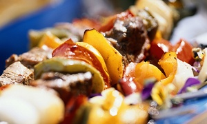 Al-Amir Lebanese Restaurant and Club: Dinner for Two or Four at Al-Amir Lebanese Restaurant and Club  (Up to 42% Off)