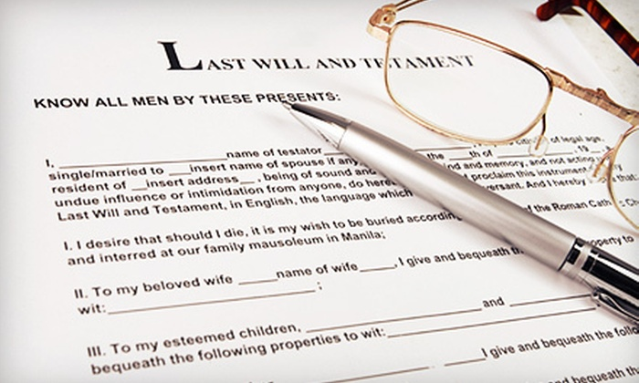 Kallman Legal Group - Lansing: $149 for One Will and One Financial Power of Attorney at Kallman Legal Group ($500 Value)