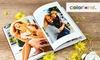 A4-fotoboek met harde kaft