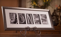 GROUPON: 57% Off Personalized Alphabet Photography Sticks and Stones