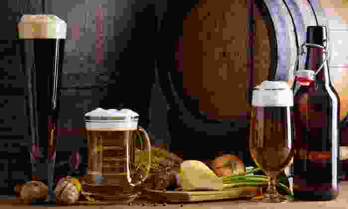 50 Sips Wine - Livonia: $15 for a Beer Tasting for Two at 50 Sips ($30 Value)