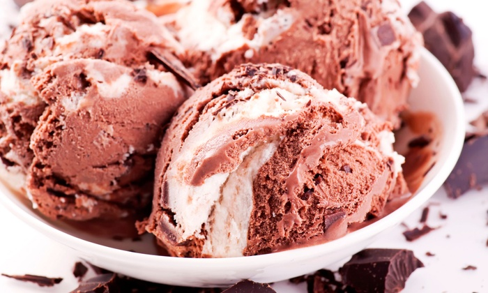 The Hop - Multiple Locations: $12 for $20 Worth of Housemade Ice Cream at The Hop