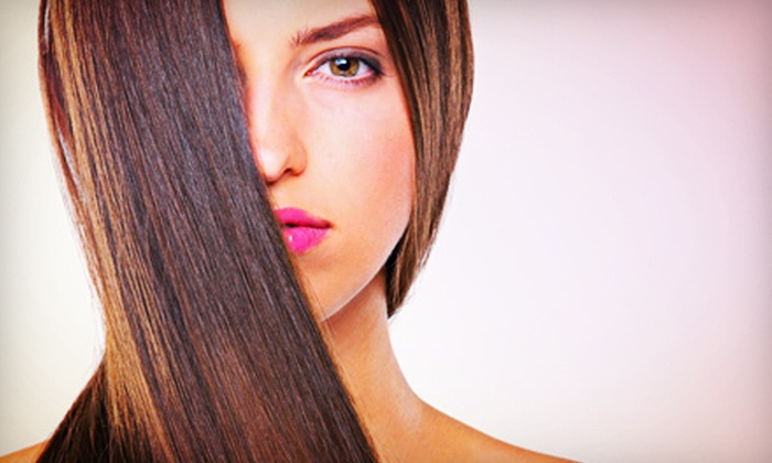 Trinity Hair Designs - Fishers: $79 for One Keratin Treatment at Trinity Hair Designs (Up to $250 Value)