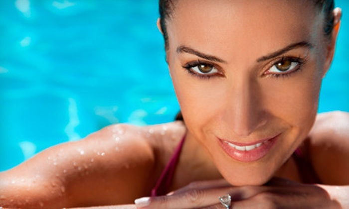 A Better Tan - Multiple Locations: $10 Toward Tanning Services