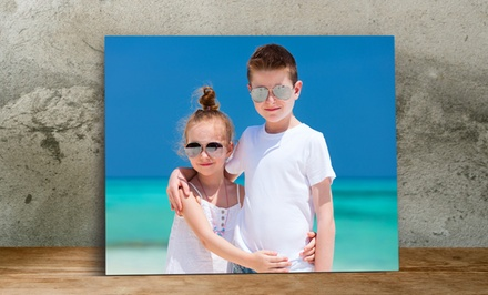 Custom Metal Photo Prints for $9.99–$39.99 from ImageCom.com