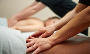 Touch of Grace Massage & Well-Spa: $99 for a 60-Minute Couple's Massage at Touch of Grace Massage & Well-Spa ($250 Value)
