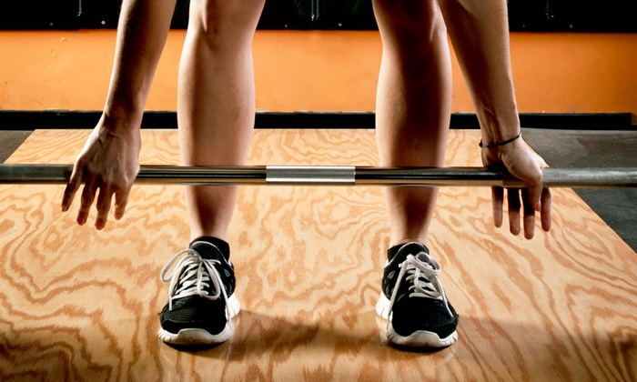 Maximum III CrossFit - Kyle: $39 for One Month of Unlimited CrossFit Classes at Maximum III CrossFit ($125 Value)