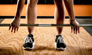 Maximum III CrossFit: $39 for One Month of Unlimited CrossFit Classes at Maximum III CrossFit ($125 Value)