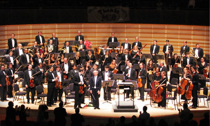"""The Miami Symphony Orchestra - Multiple Locations: Two Tickets to The Miami Symphony Orchestra's """"Mahler First"""" on March 31 at 8 p.m. (Up to 63% Off). Three Options Available."""