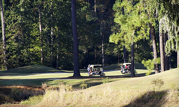 Southbridge Golf Club - Chatham Parkway: 18-Hole Round of Golf for Two with Cart Rental Monday–Thursday or Friday–Sunday at Southbridge Golf Club (Up to 53% Off)