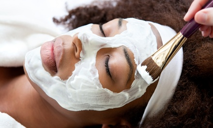 $25 for an Organic Facial at The Massage Shoppe ($50 Value)