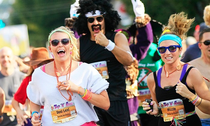 Tap 'N' Run - Raleigh: $45 for VIP Entry to Tap 'N' Run Beer Race on March 29 ($75 Value)