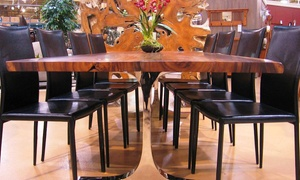 Jamieson Furniture Gallery: $79 for $200 Worth of Handmade Furniture at Jamieson Furniture Gallery