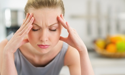 $2,500 for a Migraine Therapy Treatment at Corona Doctors Medical Clinics ($4,000 Value)