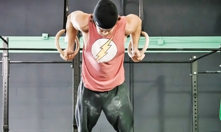 $99 for 12 CrossFit Pendulum 101 Classes at CrossFit Pendulum ($250 Value)