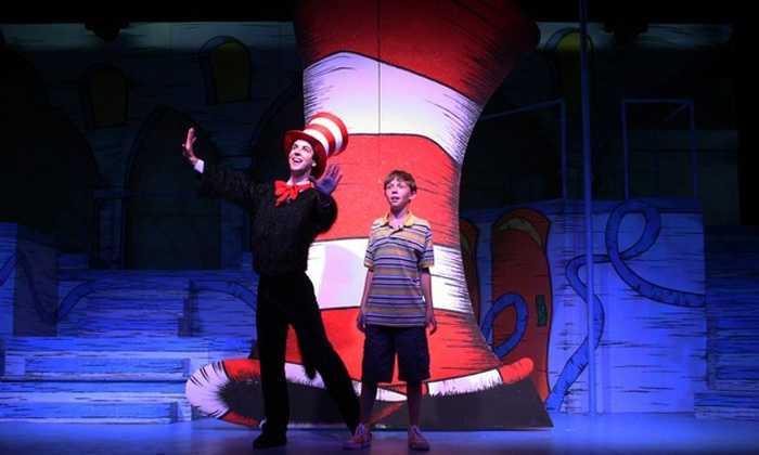 """Seussical The Musical"" - Randolph Theatre: ""Seussical The Musical"" at Randolph Theatre on August 30–September 21 (Up to 40% Off)"